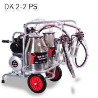 MACHINE A TRAIRE MELASTY 2U 2POT INOX 30L