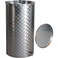 BIDON INOX 100 L IT