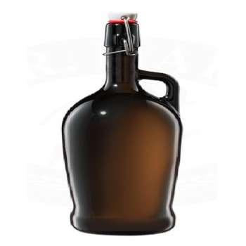 BOUTEILLE EN VERRE pour huile d'olive